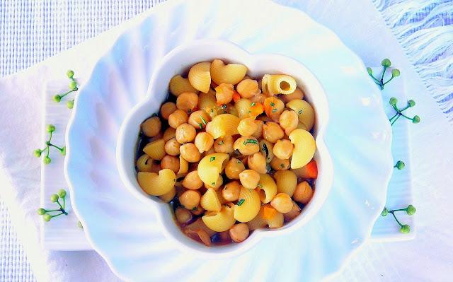 pressure cooker minestrone