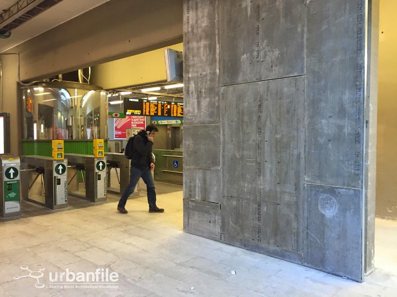 Urbanfile milano zona porta garibaldi i lavori alla - Passante porta garibaldi ...
