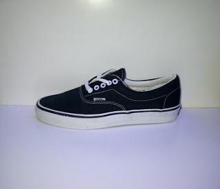 sepatu vans era murah warna hitam