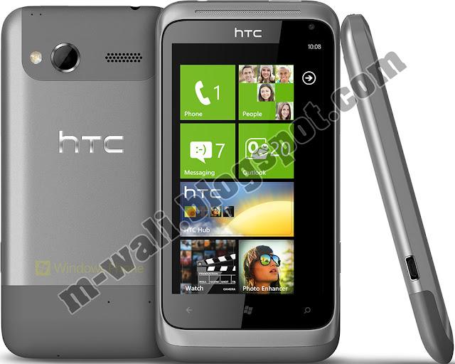 HTC Mobile Radar - Harga dan Spesifikasi