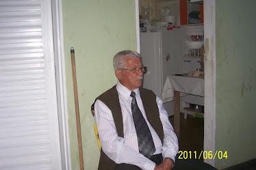 PASTOR AGENOR FUNDADOR DA IPGCD