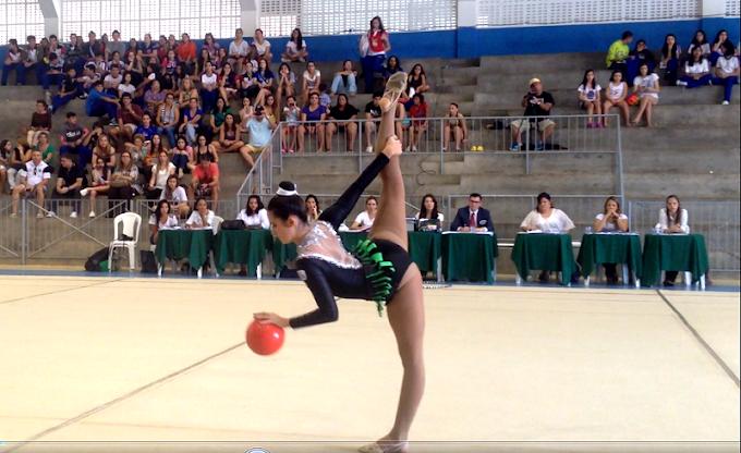 Os Juverns definem delegação de Ginástica Rítmica do RN para Jogos Escolares da Juventude 2014