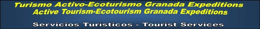 Turismo Activo-Ecoturismo Granada Expeditions. Active Tourism-Ecotourism  Tourist Services