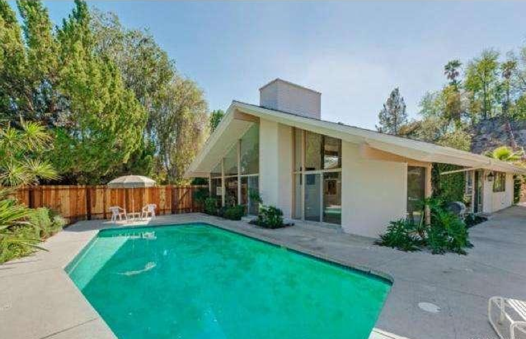 modern homes los angeles Nov 3 MidCentury Modern Open House