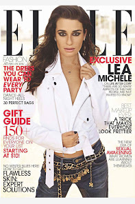 ELLE Magazine's Latest Issue..