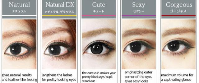 Tokyo Belle, Eyelash Extension, Extension Type