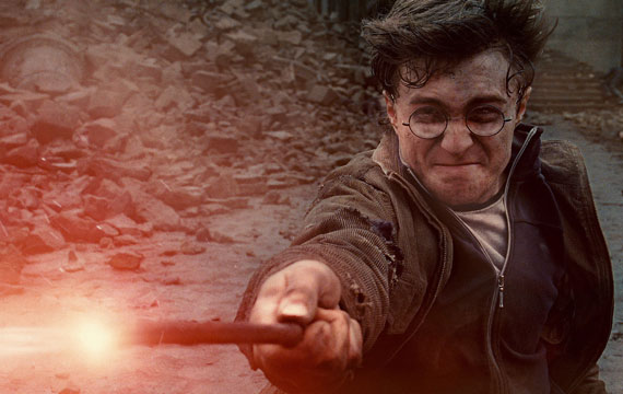 Harry Potter and the Deathly Hallows, Part 2, Photograph