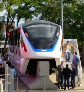 Messe + Bahnindustrie: Bahntechnik-Messe Innotrans 140 Weltneuheiten auf der Innotrans 2014, aus Berliner Zeitung