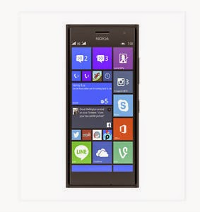 Amazon : Buy Nokia Lumia 730 Mobile at Rs. 10660 only