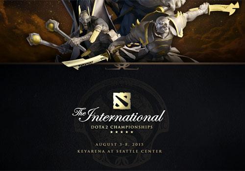 The International, campeonato principal del juego Dota 2