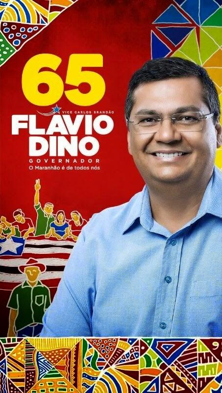 GOVERNADOR FLÁVIO DINO 65