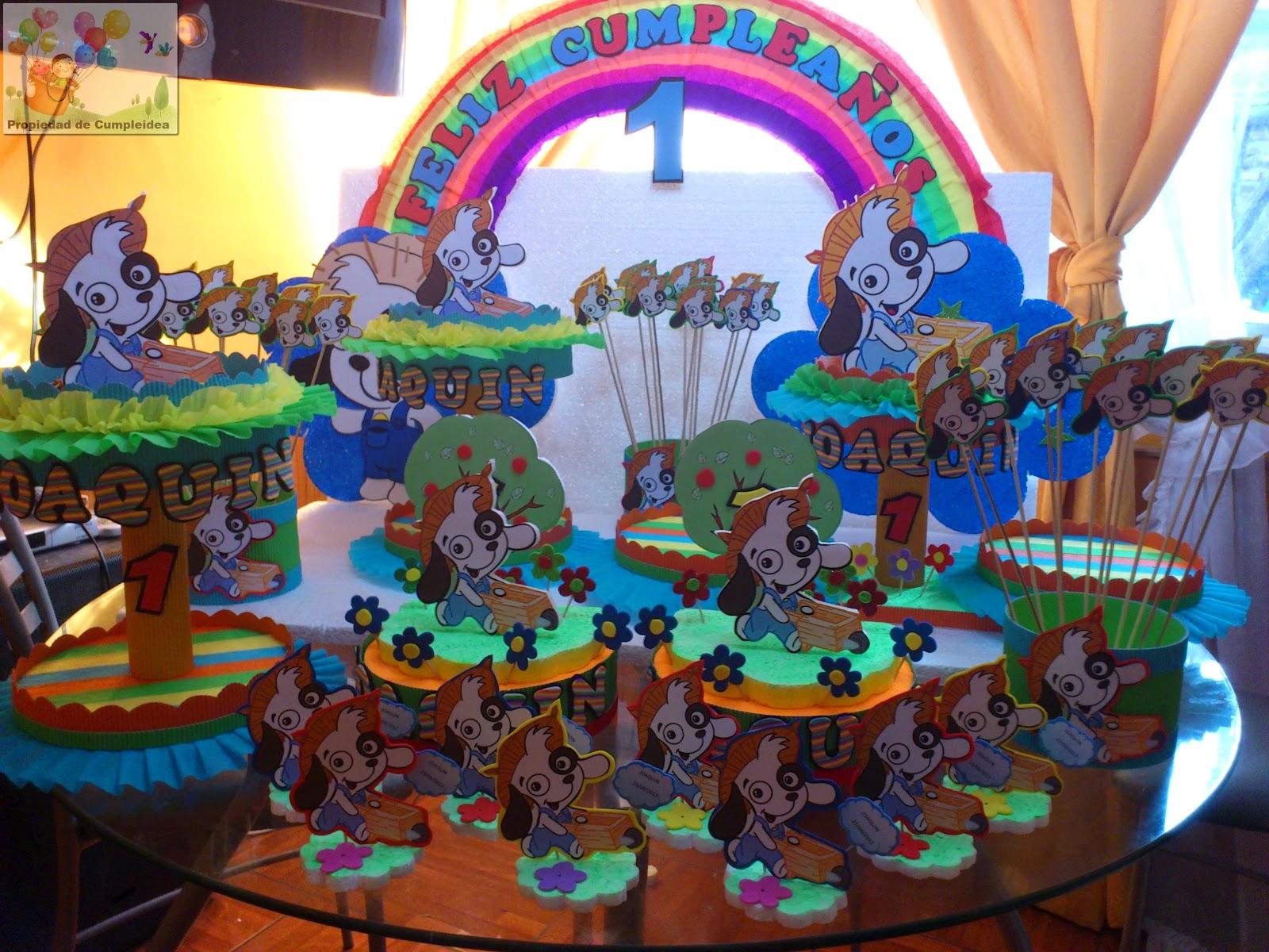 Decoraciones infantiles junio 2012 decoraciones for Decoraciones infantiles