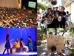 Festival Cidade Criativa, Cidade Feliz é um dos7 eventos da economia criativa que não dá pra perder