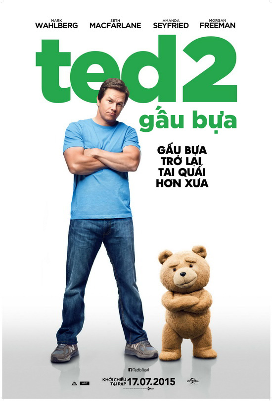 Gấu Bựa 2 - Ted 2