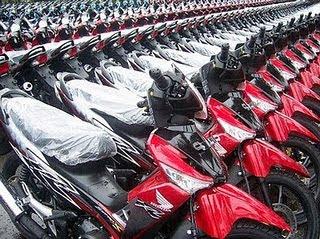 Harga Motor Honda Baru / Bekas Komplit Update Terbaru