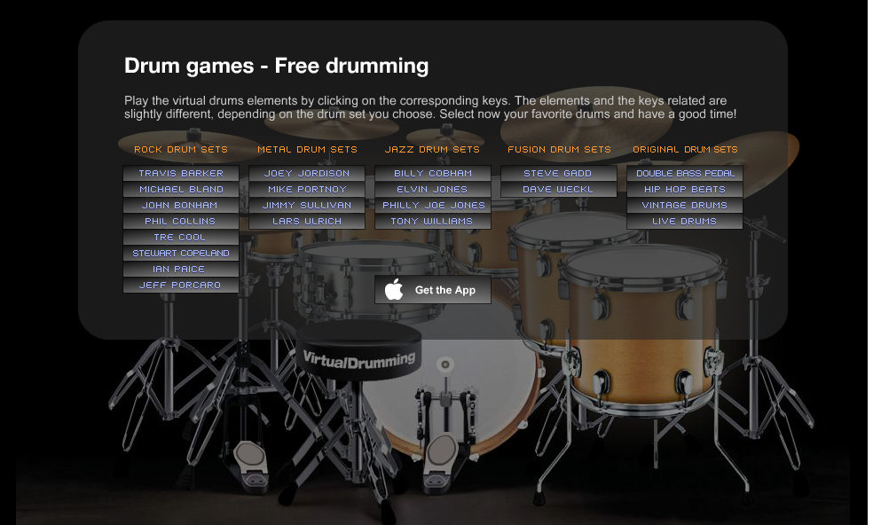 Download Software Virtual Drum PC - Bermain Drum di komputer