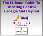 FREE Central Ga.Thrifting Guide
