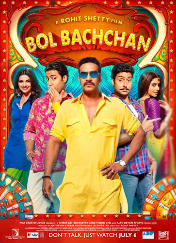 Bol Bachchan (2012) Movie Poster