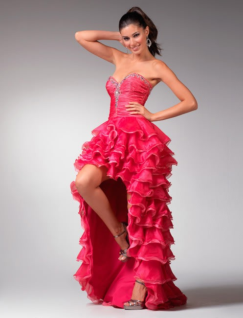 high low prom dresses for special occasions