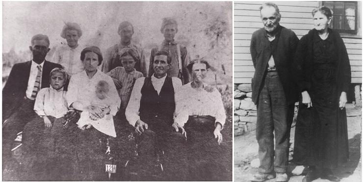 Descendants Of Brock Amp Rector