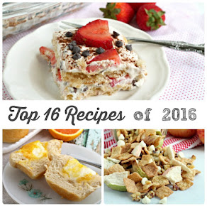 Did your favorite recipe from 2016 make the list?