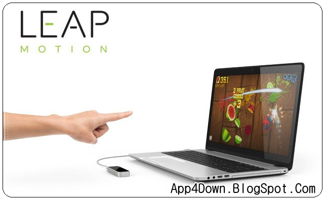 Leap Motion 2.2.4.26750 For Mac Latest