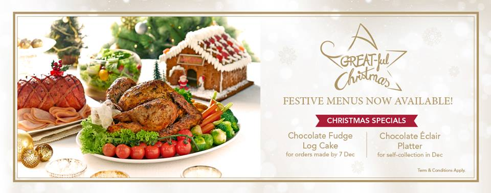 Christmas Menus From Neo Garden Catering Catering Online