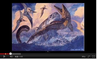 巨齒鯊 Carcharodon megalodon