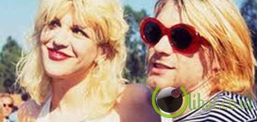 Kurt Cobain dan Courtney Love