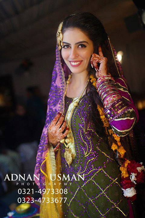 Saba faisal wedding