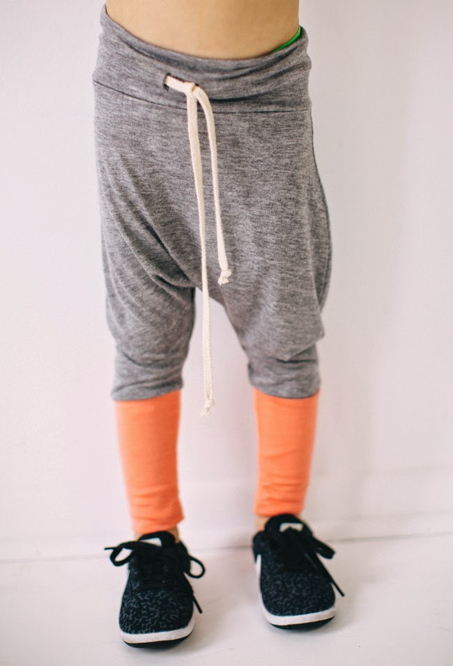 Kindred OAK Spring 2015 - slouchy lounge pants