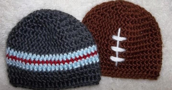 9 Month Baby Crochet Hat Pattern