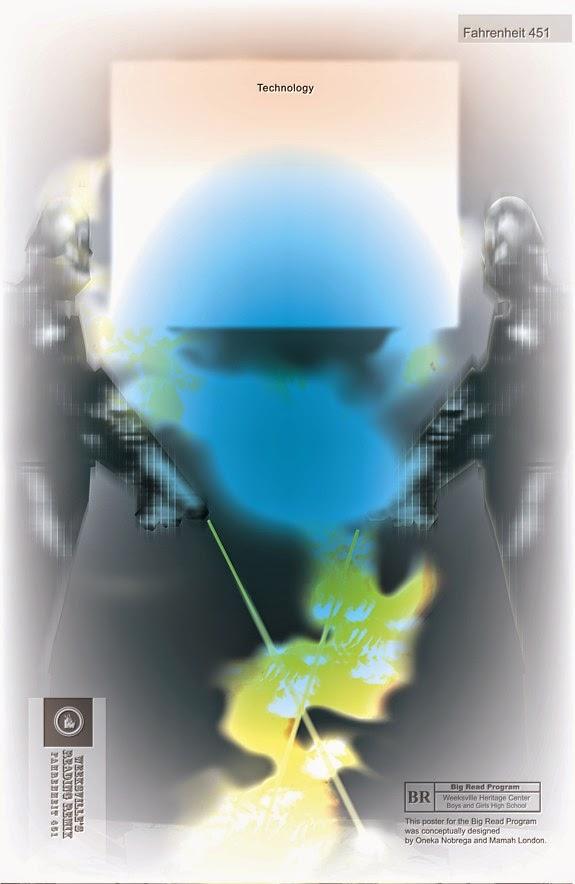 Curriculum Development: WHC: Poster 2: Fahrenheit 451