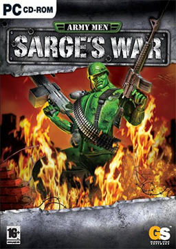 Army Men Sarge`s War  [PC][2010][accion][Espanol][Putlocker]