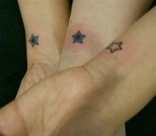 tatuagens-femininas-no-pulso-3-estrelas