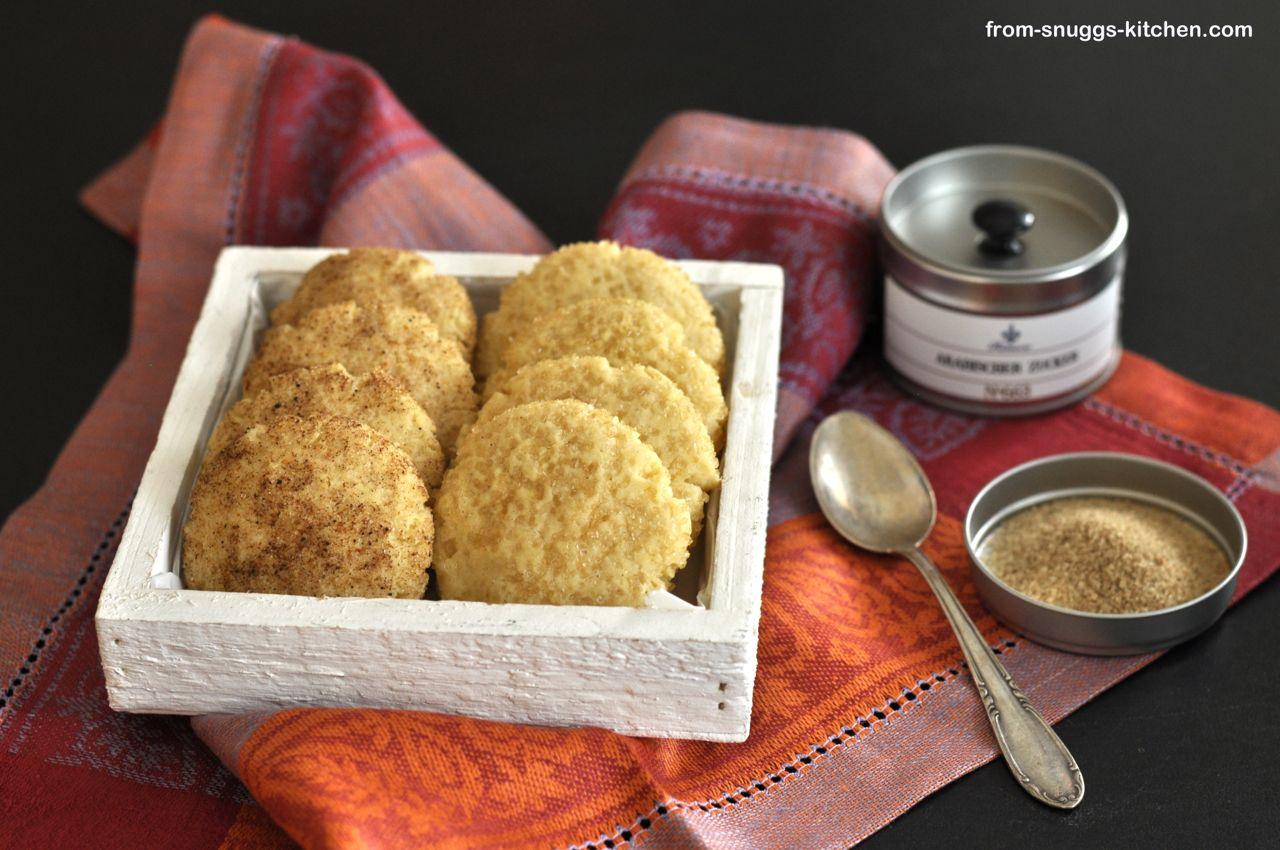 Frischkäse-Zucker-Cookies