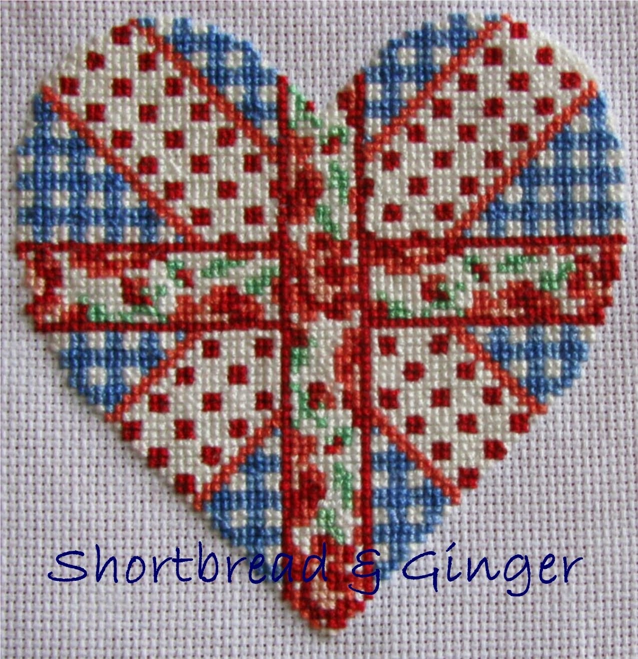 Pretty Cross Stitch