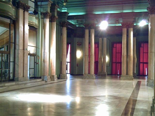 Salón de Baile del Círculo de Bellas Artes