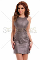 Rochie Ana Radu True Allure Brown (Ana Radu)