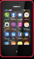 Nokia Asha 501 front