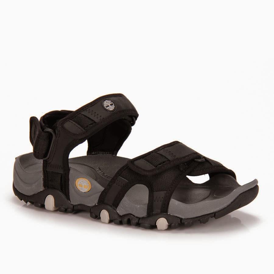 Sandália masculina Timberland - Pé de Chinelo - Pés Masculinos