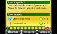 Pokemon XY Poderes O