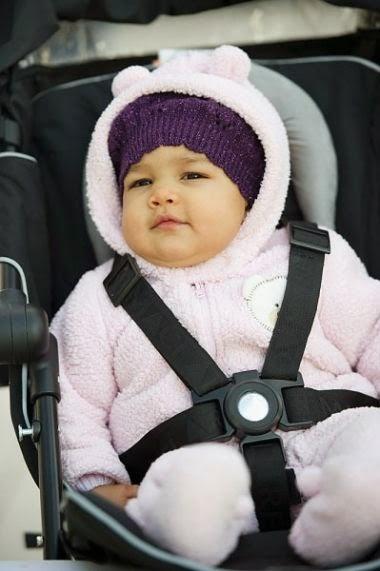 Có nên mua xe đẩy cho bé sơ sinh