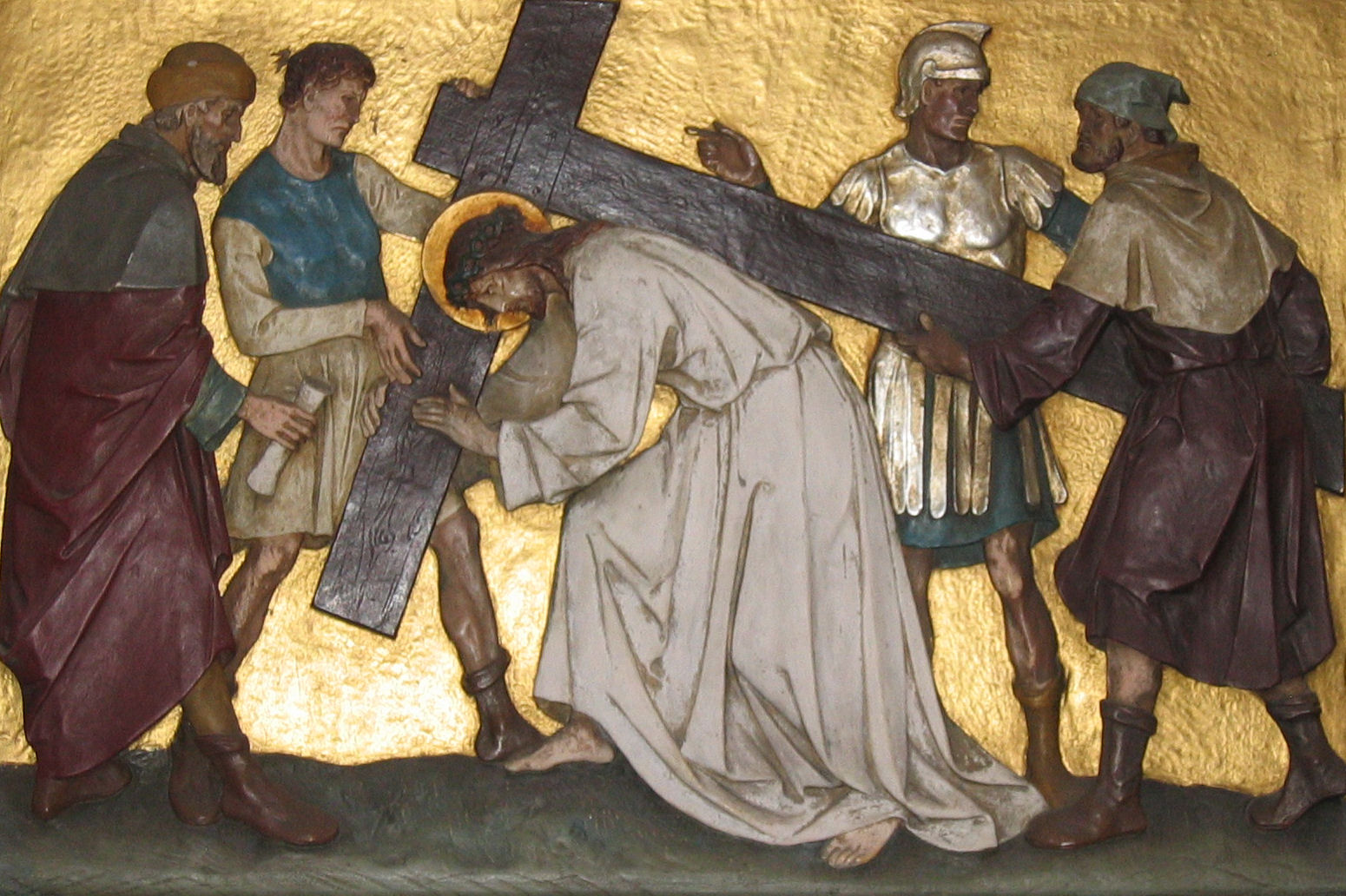 Image result for stations of the cross images