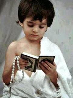 foto-bayi-muslim-ihram