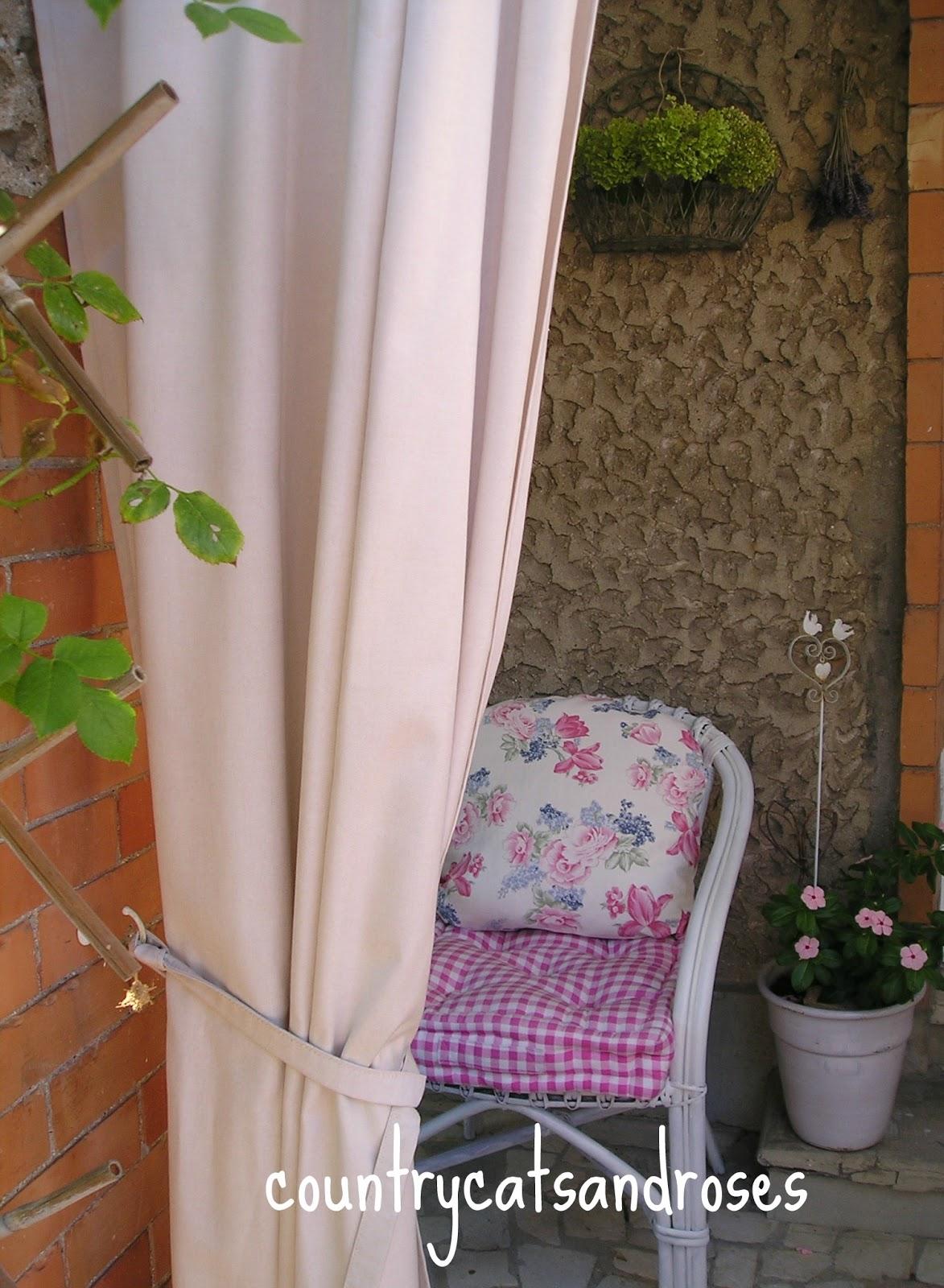 Countrycatsandroses: il piacere di rinnovare gli spazi....all'aperto..