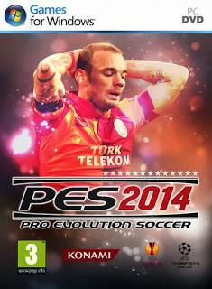 Pro Evolution Soccer ( PES ) 2014 Full Crack + Patch 1.01 Free Download
