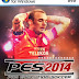 Download Pro Evolution Soccer ( PES ) 2014 Full Crack + Patch 1.01 For PC