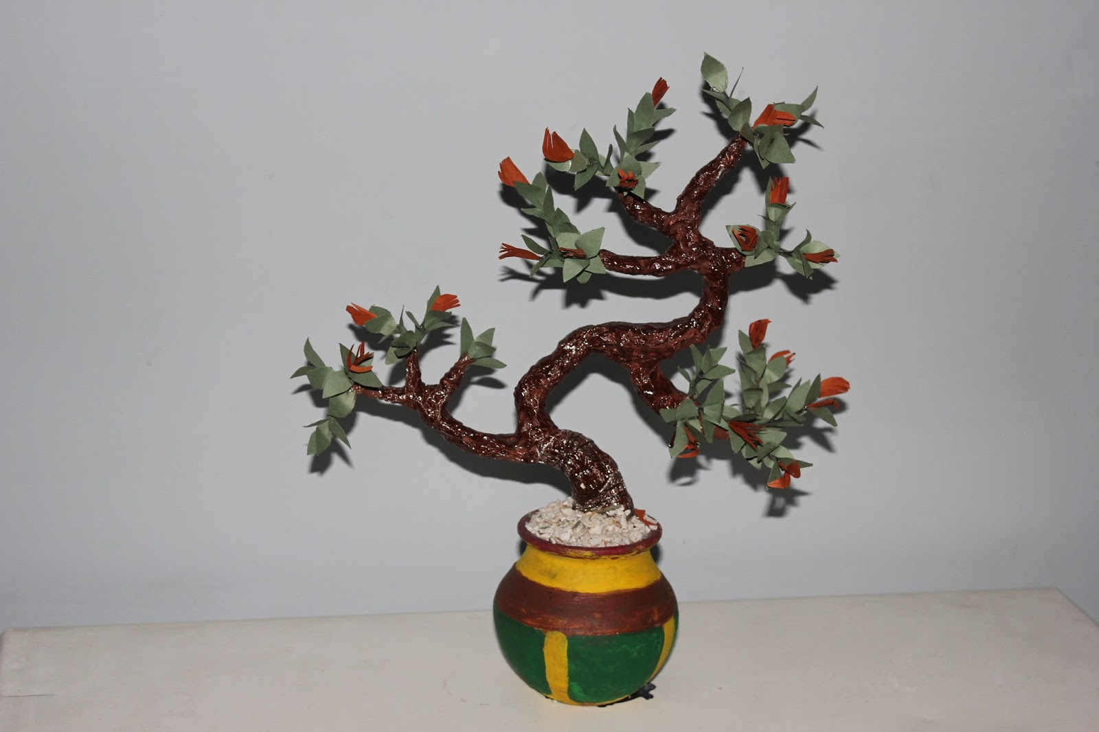 MOHINDER KUMAR39S CREATIONS Bonsai Plant