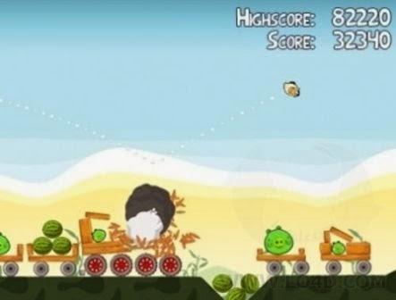 Screenshot 1 - Angry Birds 3.3.3   ApKLoVeRz